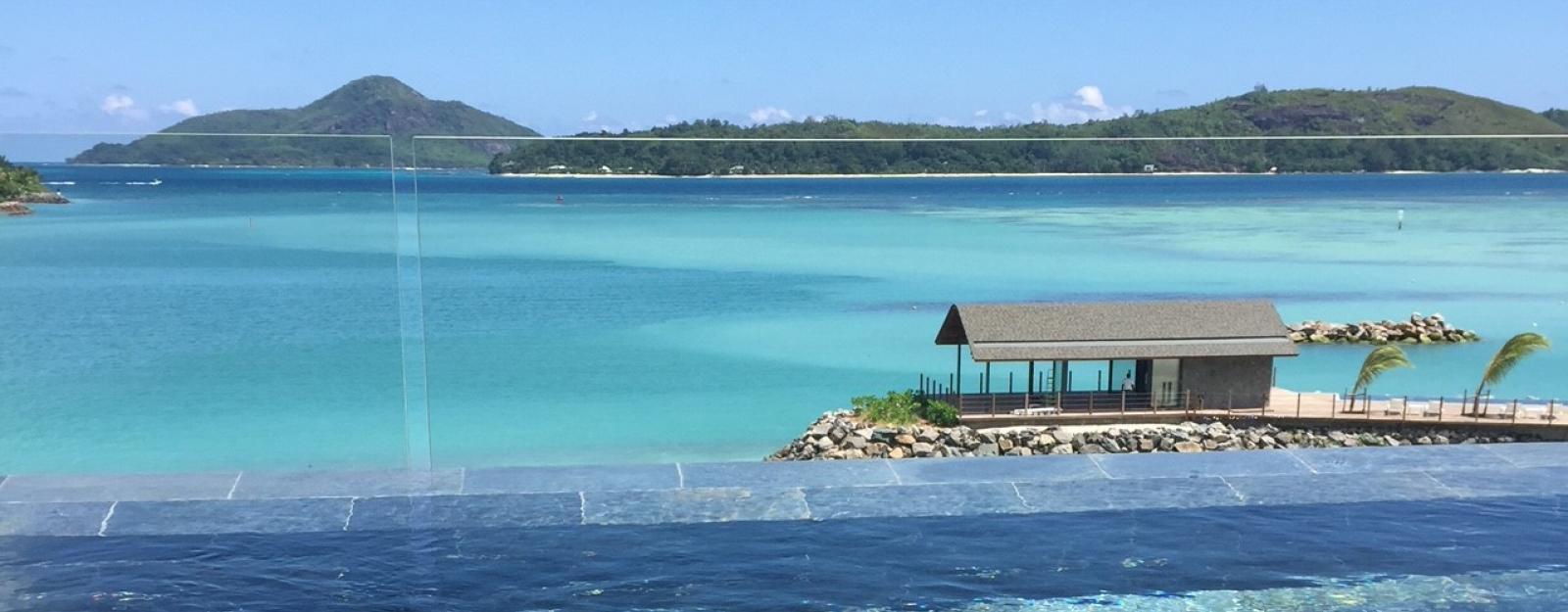 Pangia Beach Luxury Beach Apartments in Seychelles
